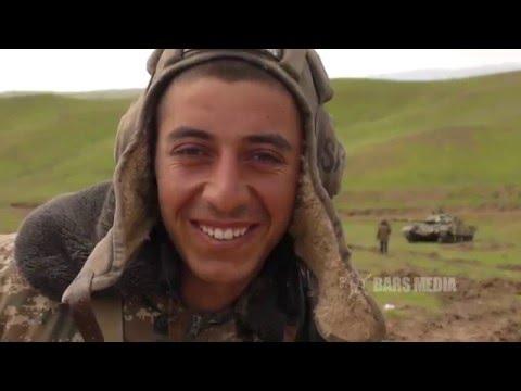 Մեր տանկիստները` միշտ պատրաստ: Our Tankmen always ready 04.04.2016