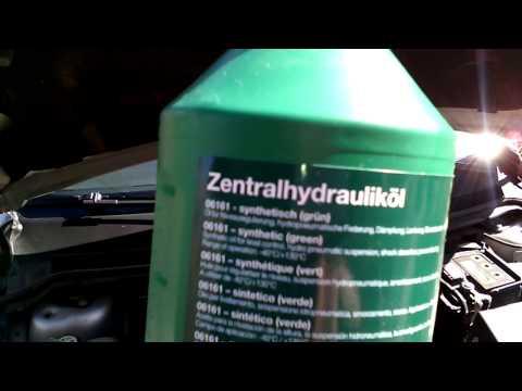 Копия видео Обновление жидкости в ЭГУРЕ форд фокус 2
