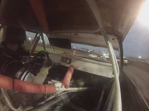 Hobby Stock Heat race in Car @ Boone Speedway