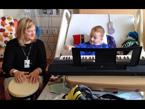 Music Therapy Makes a Difference for Aryln
