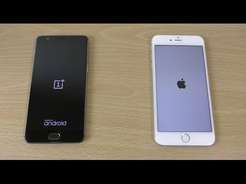 oneplus 3t vs iphone 5s