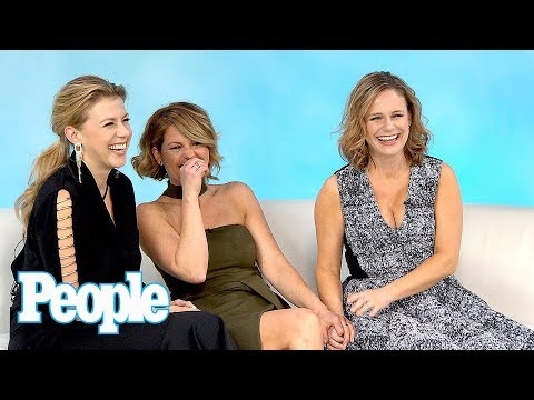 Fuller House: Candace CameronBure, Jodie Sweetin, Andrea Barber On Their RealLife Kids  People