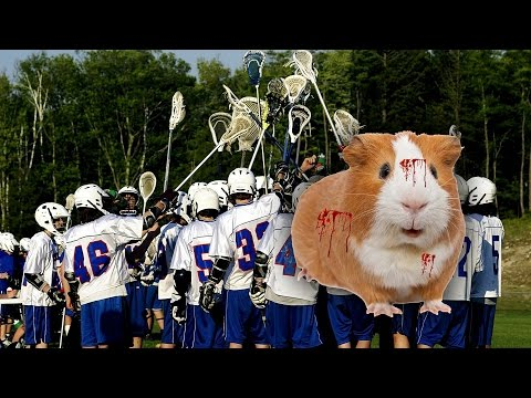 High School Lacrosse Team Sacrifices Guinea Pig, Smears Blood On Faces In Pre-Game Ritual