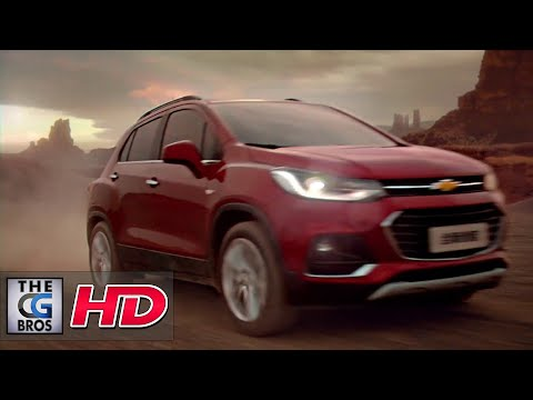 "CGI 3D/VFX Making Of: ""Chevrolet Trax - Breakdown"" - by AltVFX"