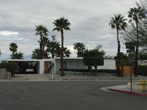 Wexler Homes Palm Springs | Mid Century Modern Tours
