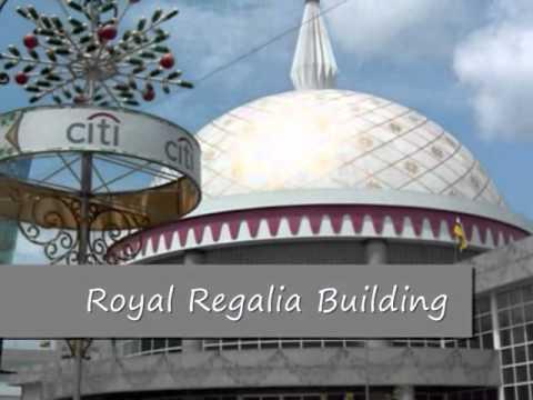 City Tour in One Minute: Bandar Seri Begawan, Brunei