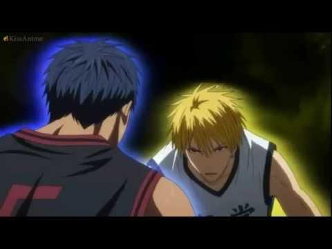 Kaijo vs Too (Aomine vs Kisa)