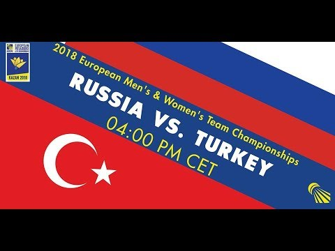 2018 EWTC Russia-Turkey (Court 1)