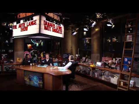 The Artie Lange Show - Damaris Lewis (in-studio) Part 1