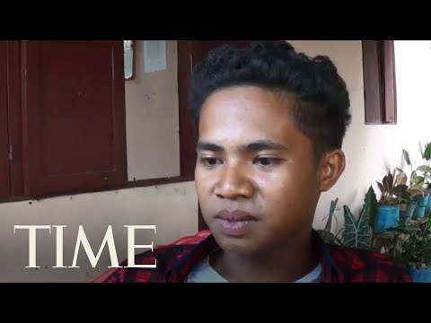 This Indonesian Teenager Survived For 49 Days Adrift At Sea On A Wooden Raft | TIME