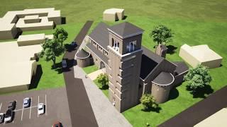 Herbestemming kerk te Deest, architectuur voor nieuwe functie in dorp door hergebruik kerk