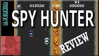 Spy Hunter - on the Game Boy Advance (GBA) - with Commentary !!