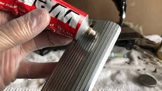 FANCY METAL POLISH: Another Option in the Tool Chest for Restoring Metal Sewing Machine Parts!
