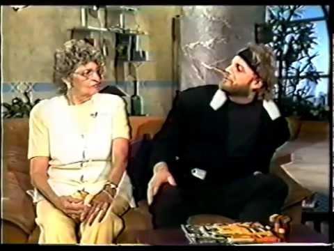 Amazing Johnathan and Mom on Bert Newton