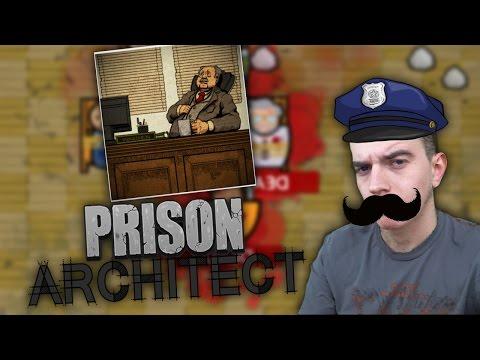 Prison Architect (#1) - Byle szybko na nich zarobić