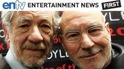 Ian McKellen Marrying Patrick Stewart and Fiancee Sunny Ozell - Jonathan Ross Show