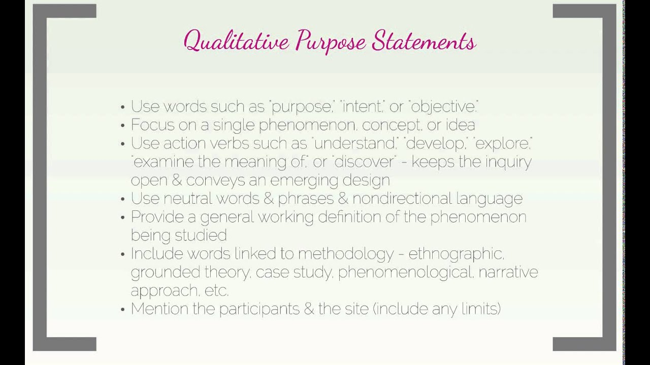 introduction in research proposal