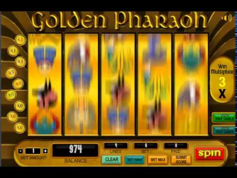 Golden pharaoh slots game carrera slot cars videos