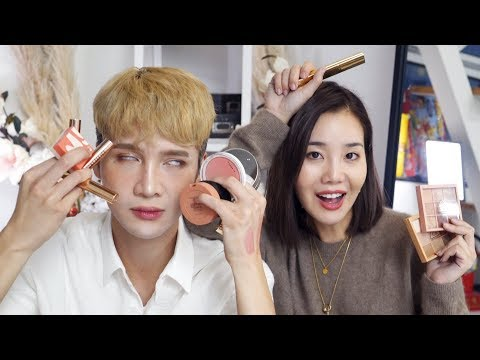 2018 K-beauty/Makeup Faves - Edward Avila