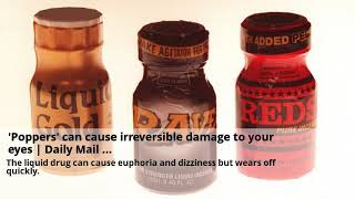 Poppers and Cancer Risk in HIV-Negative and HIV-Positive Gay Men
