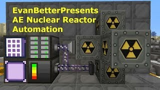 Applied Energistics Automatic Nuclear Cooling - FTB Minecraft 1.6.4 (Part 2)
