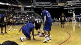 the professor shakes nba player george hill shuts down game