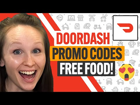 🍟 DoorDash Promo Code 2021:  Maximum Credits for Free Food Delivery Hacks (100% Works)