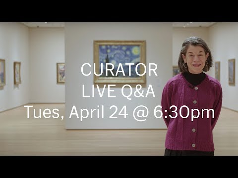 Live Q&A with MoMA Curator Anne Umland (April 24, 6:30PM EDT) – Send us your questions!