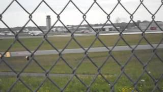 Cessna Citation Excel Landing at KROC