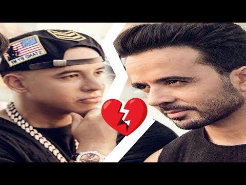 Daddy Yankee y Luis Fonsi enemistados por sacarlo de Campaña con Despacito?