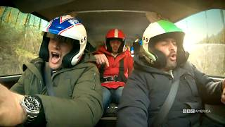 New Top Gear Is A Ball | Top Gear Premieres Sunday, July 14 at 8pm | BBC America