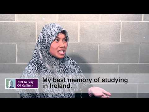 Year 2 Student: Nur Anis Atika Zainal Abidin (National University of Ireland, Galway)