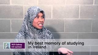 Year 2 Student: Nur Anis Atika Zainal Abidin (National University of Ireland, Galway)