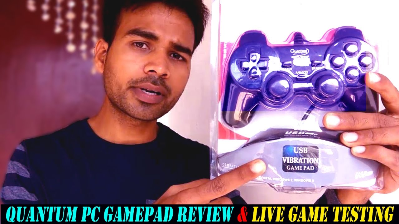 Vibration Gamepad Drivers for Windows 7 8 and 10 | Free Download