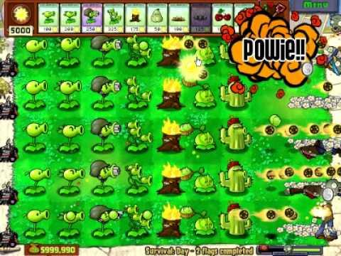 Plants vs. Zombies โปรแกรม CE V.6.1