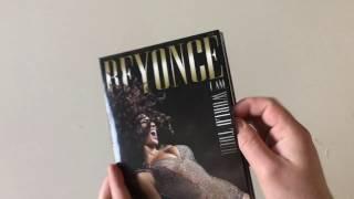 Beyoncé - I Am.. World Tour (Deluxe DVD) Unboxing