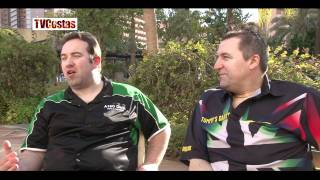 TVCostas - Why I Love Darts - Brendan Dolan & Ronnie Baxter
