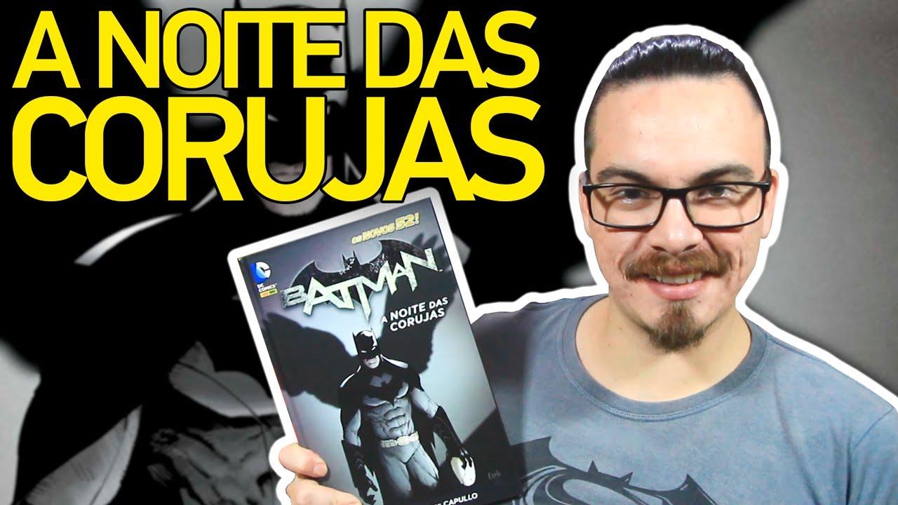 Batman A Corte Das Corujas Pdf