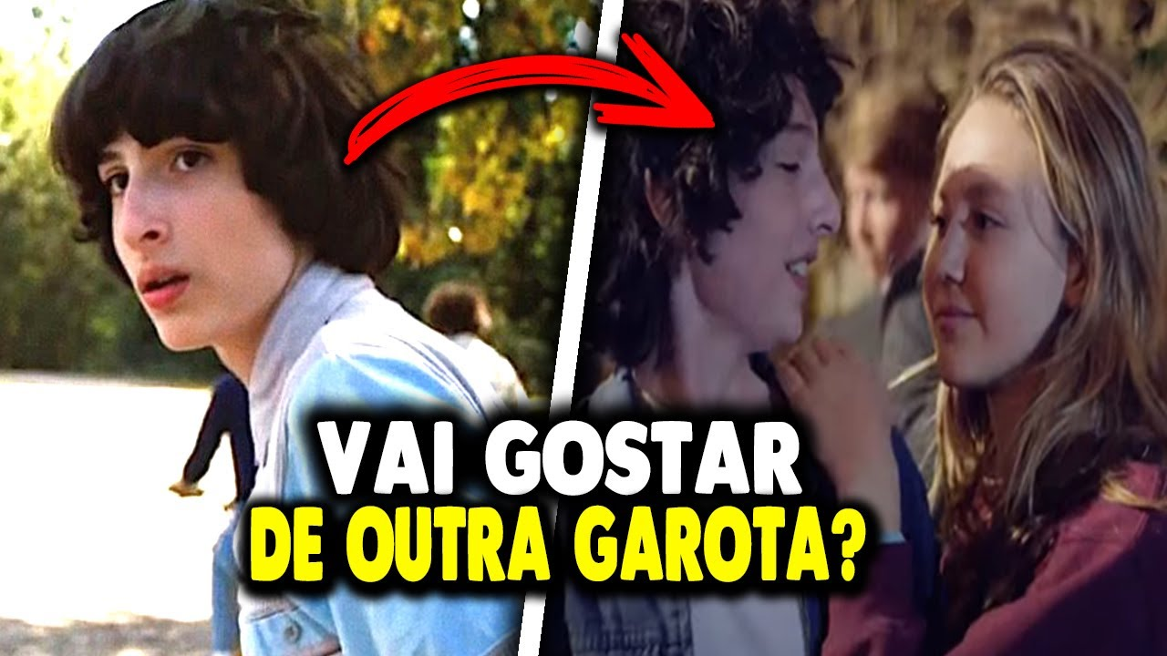 MIKE VAI GOSTAR DE OUTRA GAROTA #GranadaResponde11