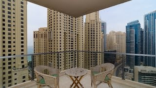 1 bedroom in Al Sahab Tower 2 Dubai Marina for rent