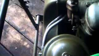 электростанция АБ-4 двигатель УД-25(Пуск двигателя электростанции АБ-4 после 7 лет хранения и расконсервации., 2010-08-31T00:04:33.000Z)