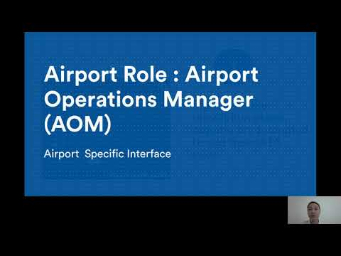 Security Center for Airport: Intelligence, operations and security for airports