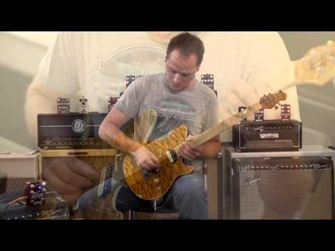 Wampler Pedals - Pinnacle Distortion Feat. Steve Townsend