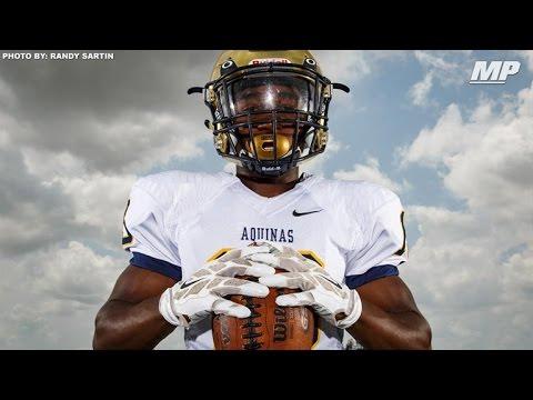 Asante Samuel Jr. w/ big-time pick-6