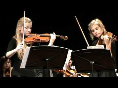 Antonio Vivaldi: Concerto for 2 Violins and Strings in A minor, Op. 3, No. 8