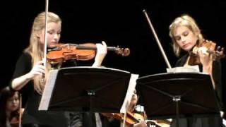 antonio vivaldi concerto for 2 violins and strings in a minor op 3 no 8