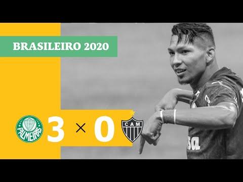 Palmeiras Atletico-MG Goals And Highlights