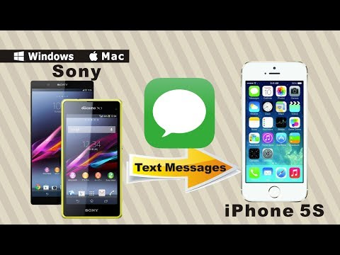 iphone 5s messages sony to iphone 5s sms transfer transfer sms text 11218