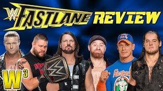 WWE Fastlane 2018 Review | Wrestling With Wregret