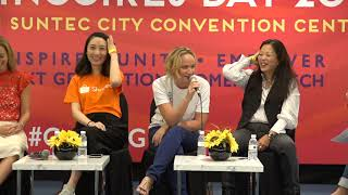 Panel: Data Driven Innovation Across Industries - CodingGirls Day 2018
